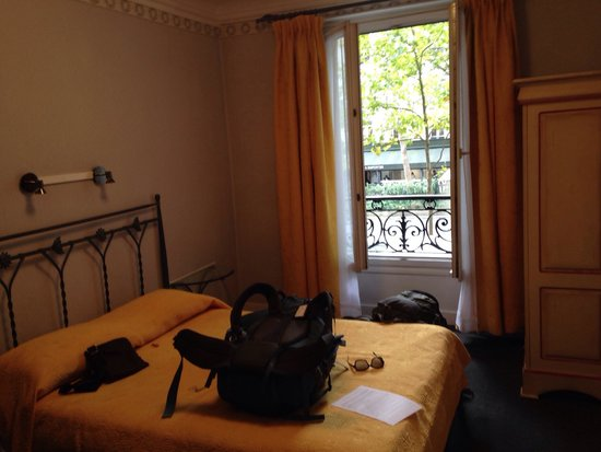 Port-Royal Hotel : Our room, #4