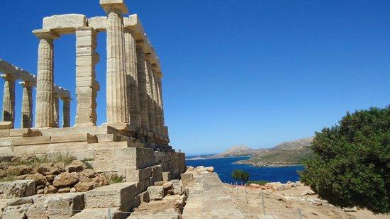 Temple of Poseidon : Храм Посейдона, Сунио