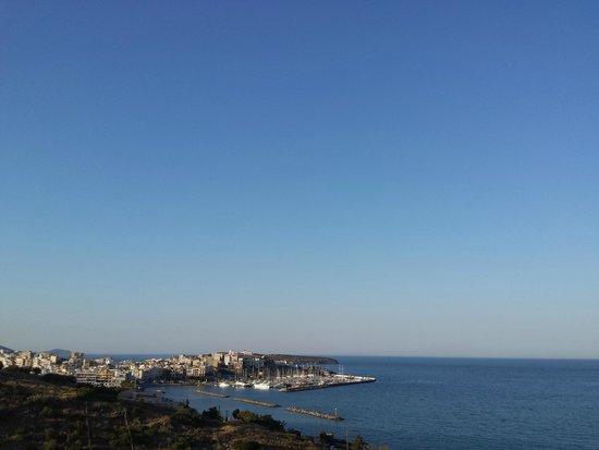 Miramare Resort & Spa: Mooi uitzicht