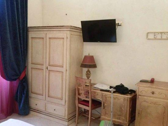Hotel Romanico Palace: Habitacion