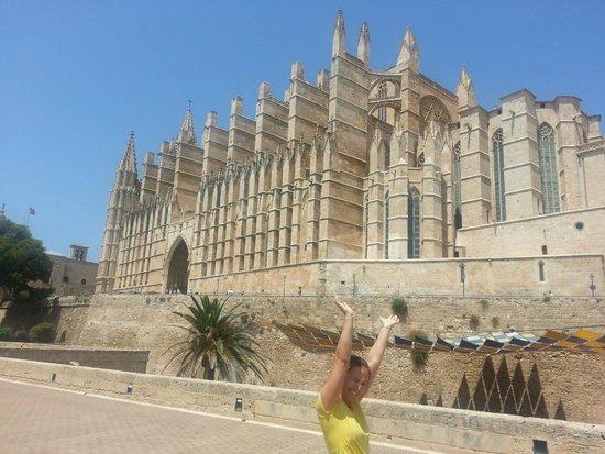 Catedral de Mallorca: красота