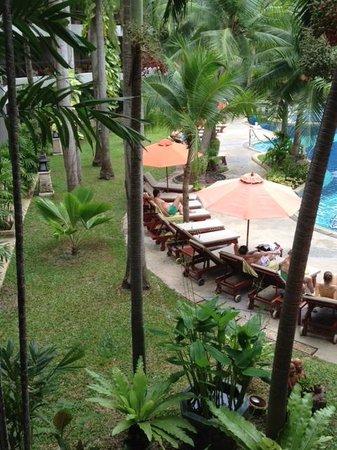 Siam Bayshore: бассейн