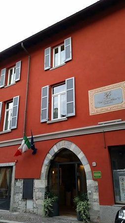 Borgo Antico Hotel: Fachada do hotel