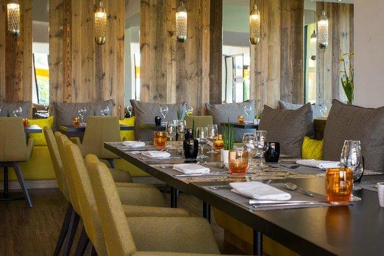 Ibis Beaune La Ferme Aux Vins: restaurant