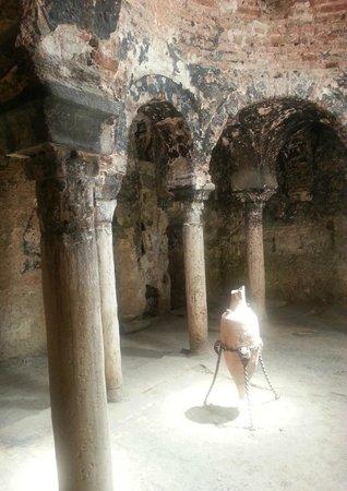 Banys Arabs (Arab Baths): веет стриной