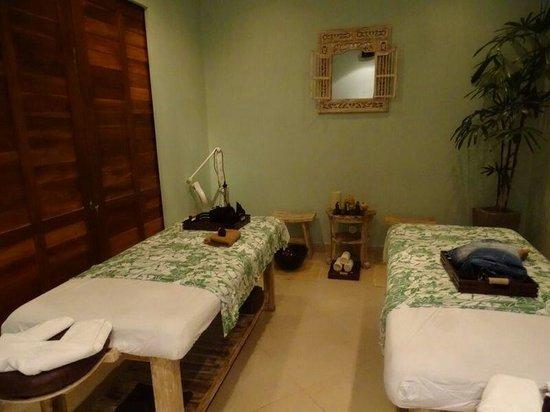 Leha Leha Spa: Behandelkamer