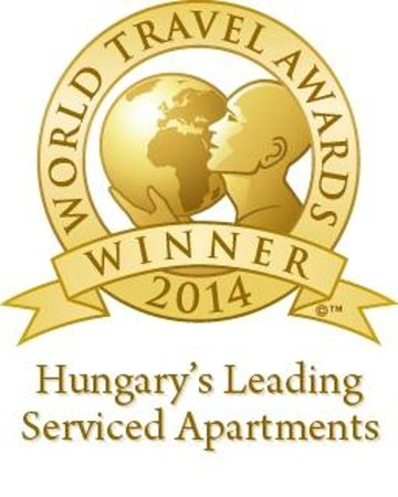 Fraser Residence Budapest: World Travel Aawrd 2014: Hungary's Leading Serviced Apartment