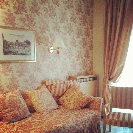 Aurelia Residence San Pietro: Living room