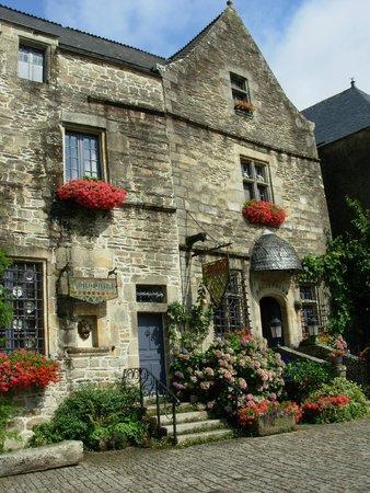 Rochefort-en-terre : Ses vieilles pierres...