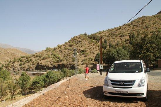 Click Excursions Day Tours: Le mini-bus