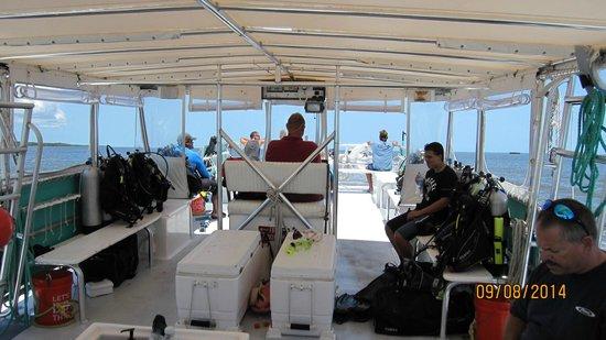 Amoray Dive Resort: Diving trip