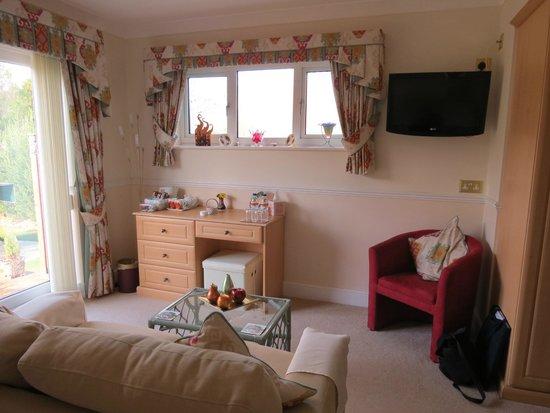 Little Heathers: The Burley Room