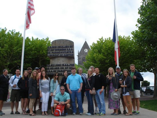 Normandyours Private Tours: Great Tour thanks to Danielle!