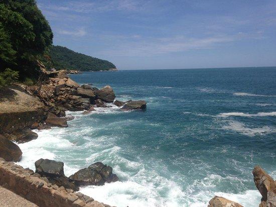 Las Brisas Acapulco : At the private beach club