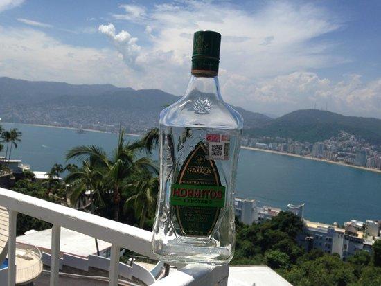 Las Brisas Acapulco : My wife's favorite Tequila, I like Espolon myself