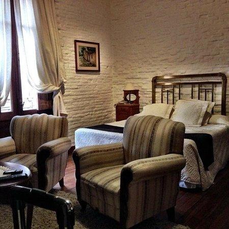 Hotel posada Manuel de lobo: Suíte principal