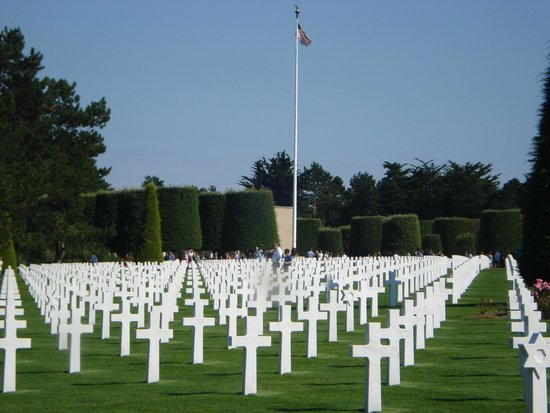 Normandyours Private Tours: American Cemetery, Normandy