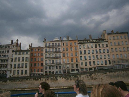 Lyon City Boat : Croix-Rousse