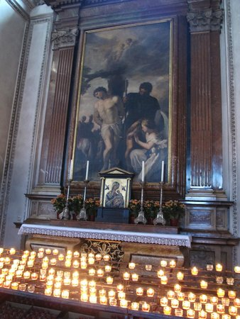 Salzburger Dom: Worship to Mary the Mother