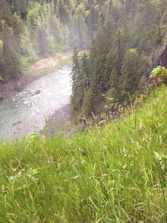 Snoqualmie Falls: May 2014