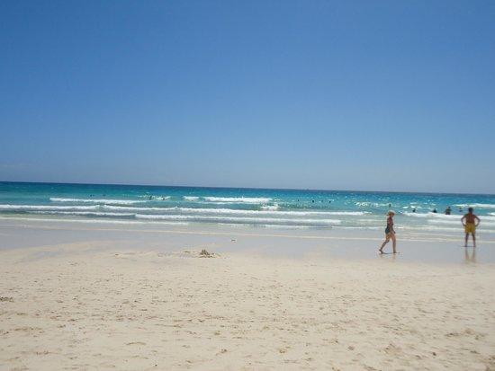 Atlantic Garden Beach Mate: Gorgeous beach near the Riu hotel in the national park