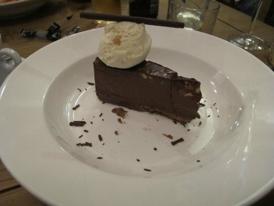 Kahuna: Chocolate Chilli Cheesecake