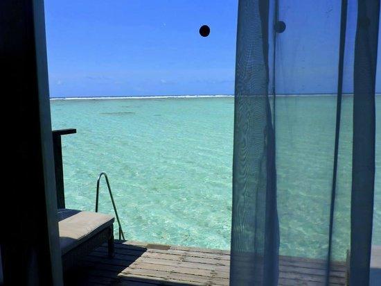 Cinnamon Hakuraa Huraa Maldives : serenity...