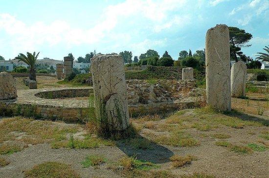 Punic Ports & Museum: Tunisia: resti romani