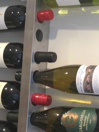 Sydney's Bistro: Summer wine list