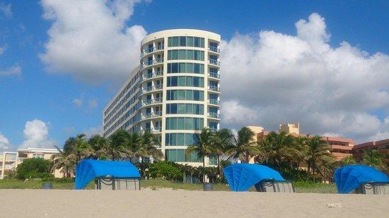 Residence Inn Fort Lauderdale Pompano Beach/Oceanfront: Наш отель