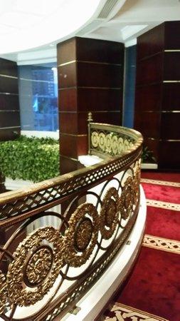 Retaj Al Rayyan Hotel: Prayer area at the Mezzanine