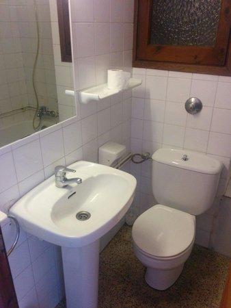 Hostal Micalo: Bagno