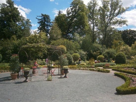 Parc de la Tete d'Or: Jardin botanico al aire libre