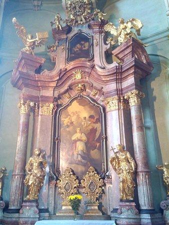Église Saint-Nicolas de Malá Strana : une oeuvre parmi tant d'autres