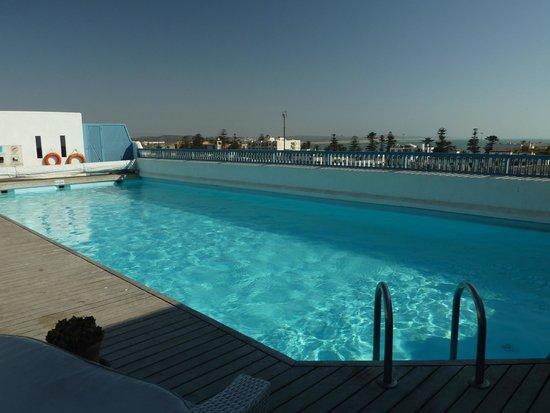 la piscine picture of l 39 heure bleue palais essaouira tripadvisor. Black Bedroom Furniture Sets. Home Design Ideas