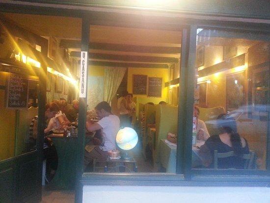 U Casanu : cozy small restaurant