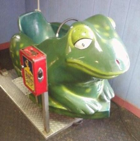 Flint, MI: Old Fashioned Frog Ride