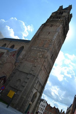 Holy Savior Cathedral (Sint-Salvatorskathedraal) : La cattedrale