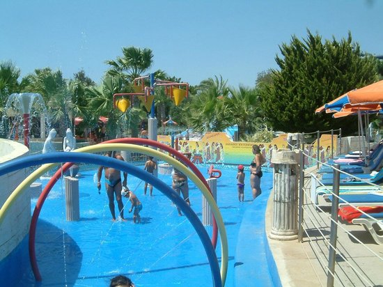 WaterWorld Waterpark: one of many water attractions