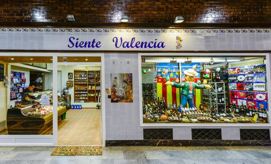 Siente Valencia Local Culture  Shop