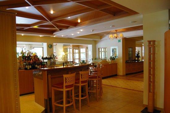 Hotel Seeber : Bar