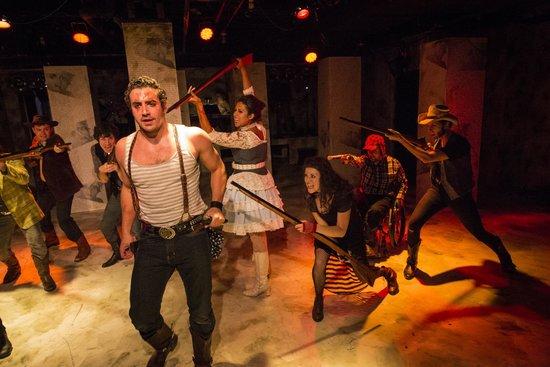 Maryland Ensemble Theatre : Bloody Bloody Andrew Jackson
