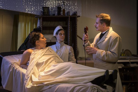 Maryland Ensemble Theatre : In The Next Room by Sarah Ruhl