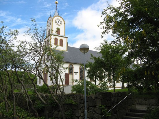 Torshavn Cathedral : The cathedral