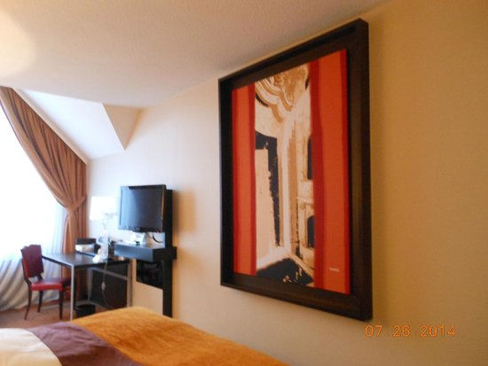 Mercure Hotel München City Center: room