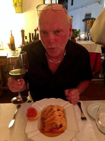 Paco Jimenez : Delicious food