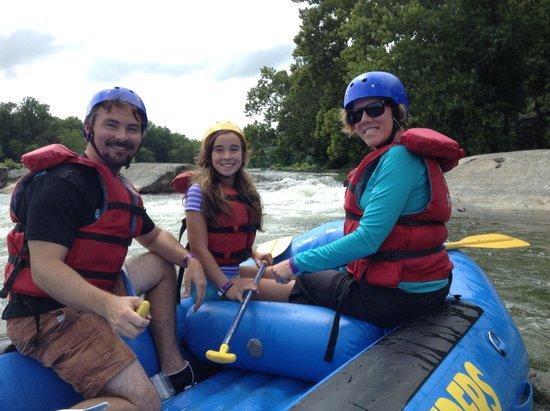 River Riders: Bull Falls