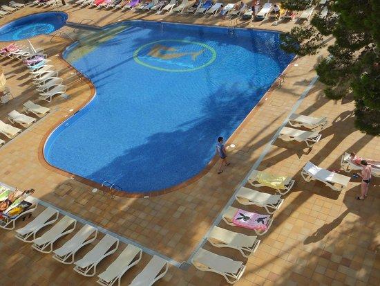 Sirenis Hotel Tres Carabelas & Spa : Piscine