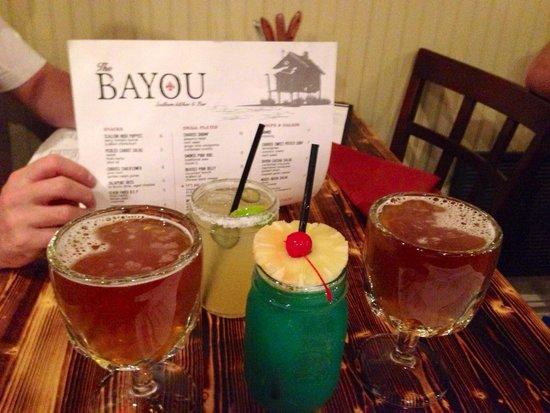 The Bayou: Thirsty?