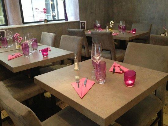 Le Caffe: Salle de restaurant